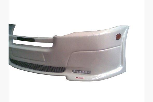 Передний бампер LED (под покраску)