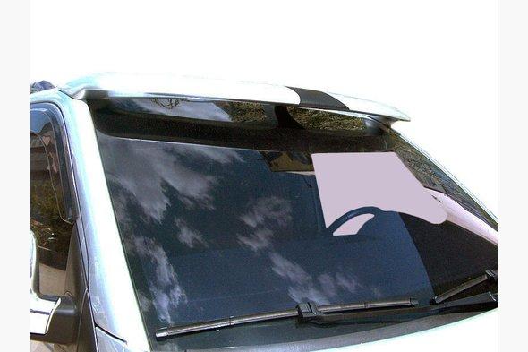 Козырек на лобовое стекло (под покраску)
