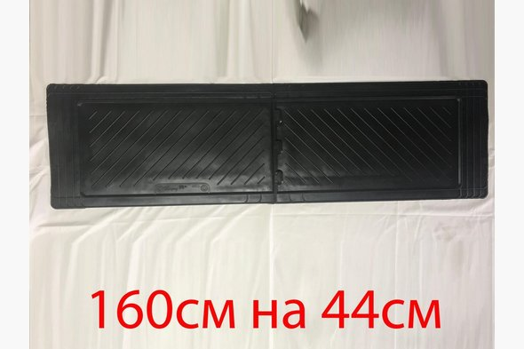 Задние коврики (2 шт, Stingray) Premium - без запаха резины
