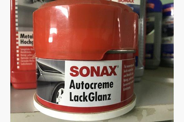Защитный полироль Sonax для лаковых поверхностей