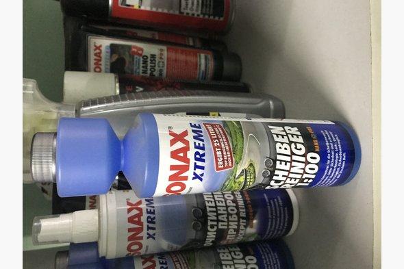 Жидкость в бачок омывателя Sonax Extreme