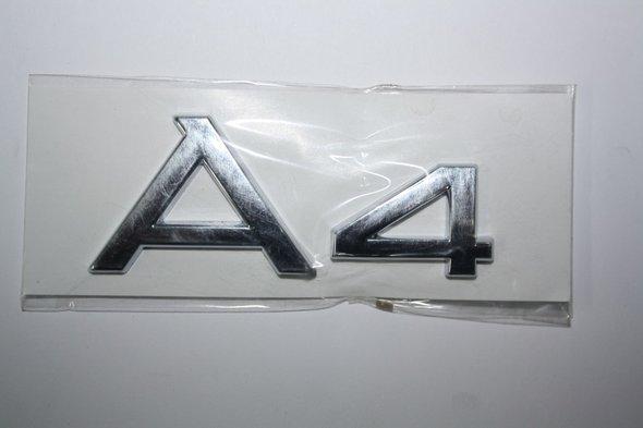 Логотип А4 Audi A4 B5 1994-2001 гг.