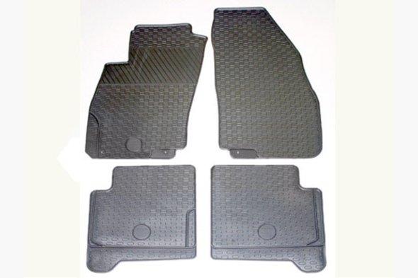 Резиновые коврики (4 шт, Doma)