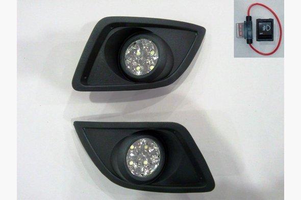 Противотуманки LED (диодные) 2006-2008