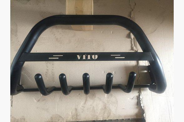 Кенгурятник WT004-Black