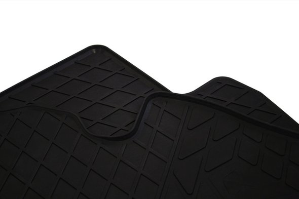 Резиновые коврики 2019+ (4 шт, Stingray Premium)