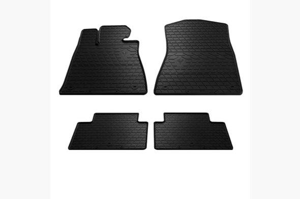Резиновые коврики 4WD (4 шт, Stingray Premium)