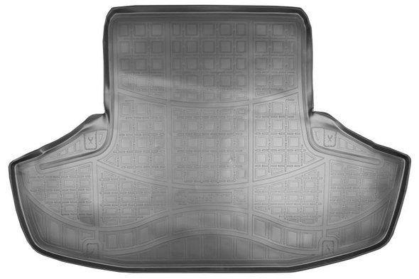 Коврик багажника (Norplast)