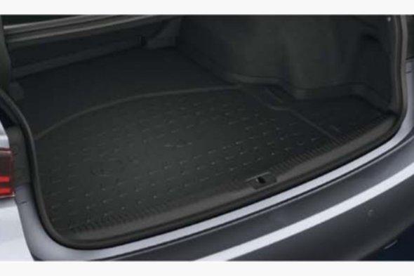 Коврик багажника 2005-2012 (Norplast)