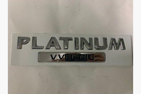 Эмблема Platinum