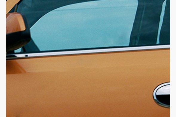 Наружняя окантовка стекол (4 шт, нерж)