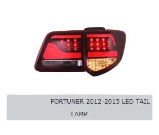 Задние фонари V1 (2012-2015, 2 шт)
