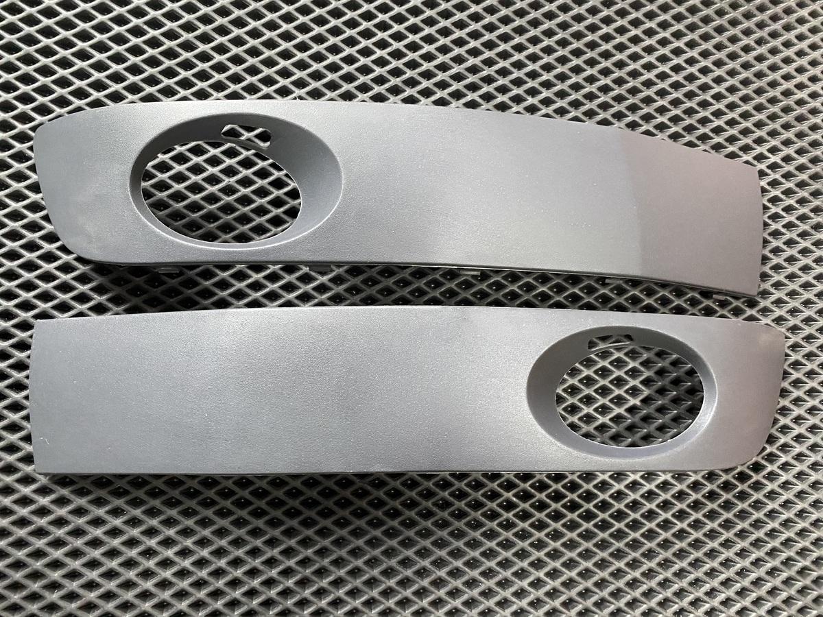 Заглушки под противотуманки (2 шт)