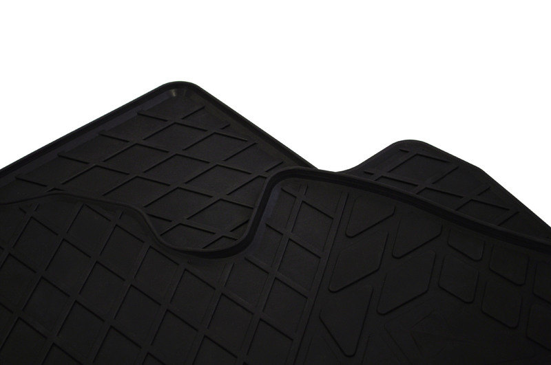 Резиновые коврики (3 шт, Stingray Premium)