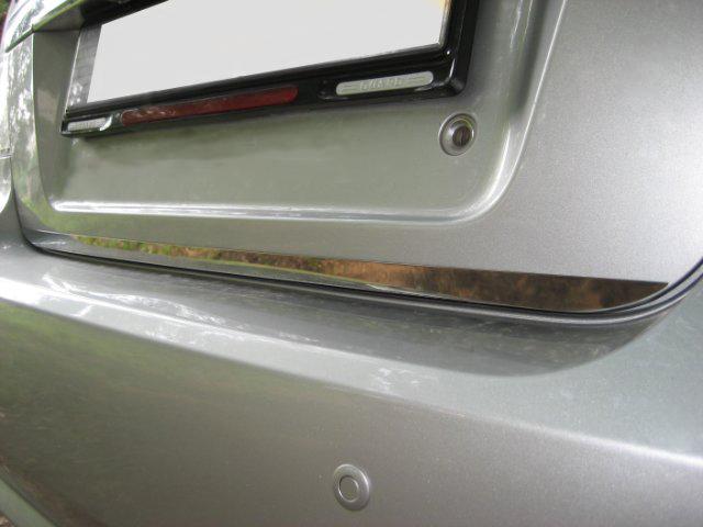 Кромка багажника (нерж.)