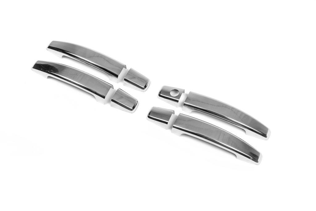 Накладки на ручки (4 шт) Carmos, Турецкая сталь