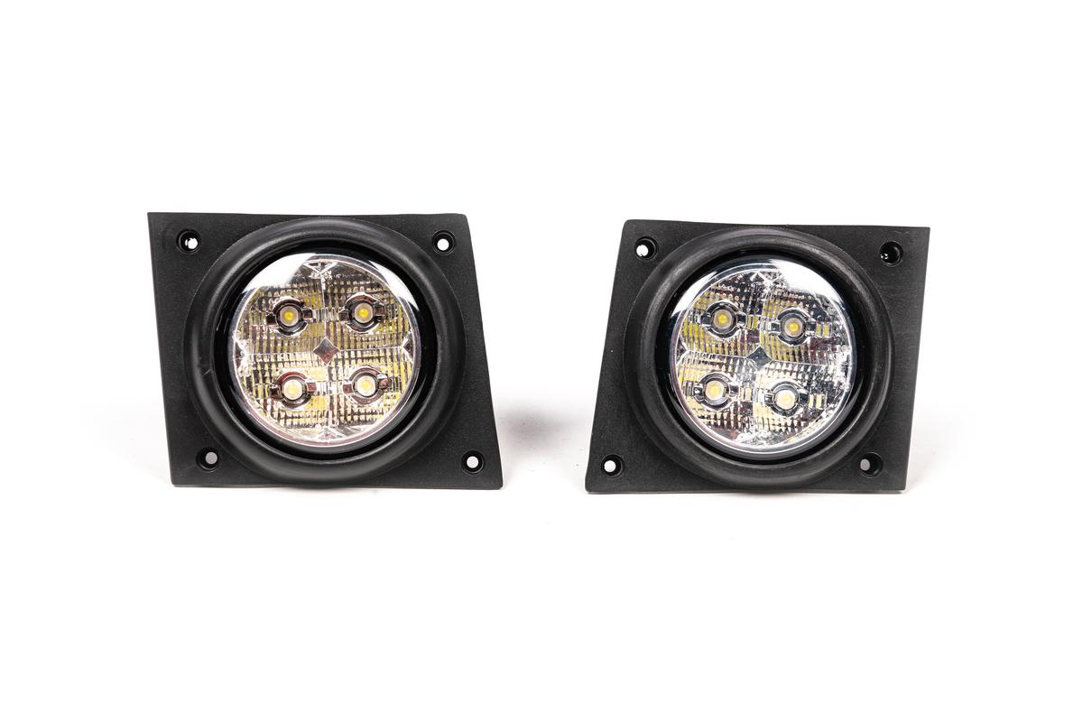 Противотуманки LED (диодные)