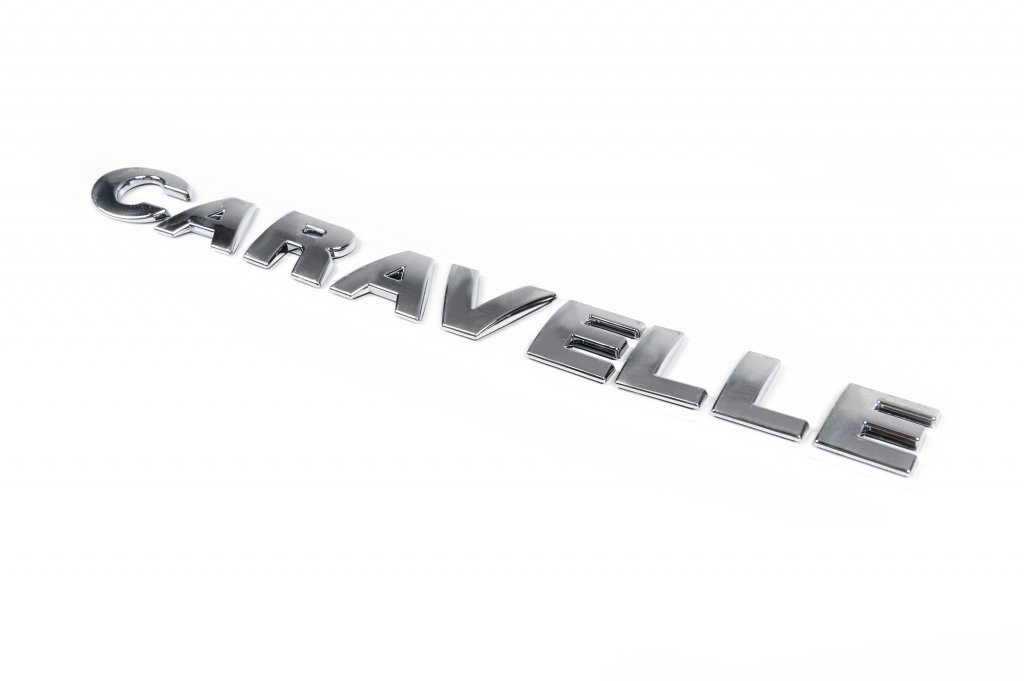 Надпись Caravella (под оригинал)