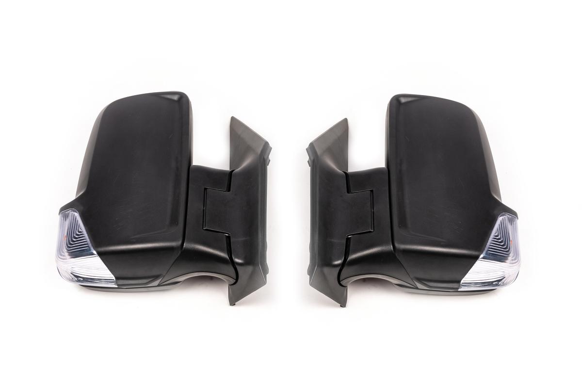 Зеркало в сборе с моторчиком и подогревом (правое)