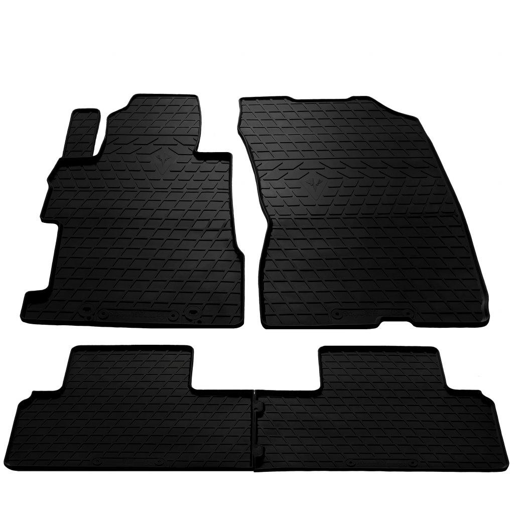 Резиновые коврики (4 шт, Stingray Premium)