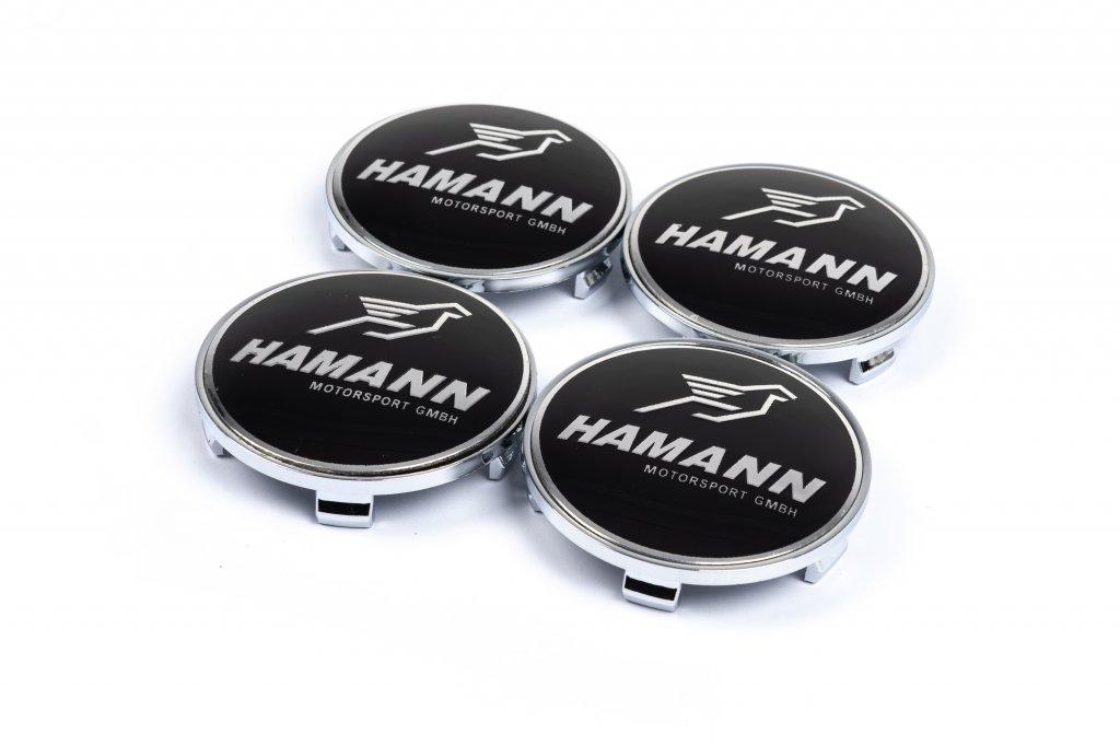 BMW 58мм Hamann V11 (4 шт)