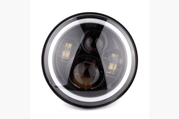 Передняя оптика LED (2 шт, БелАвто)
