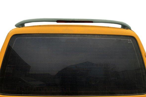 Спойлер на крышу Исикли (под покраску)