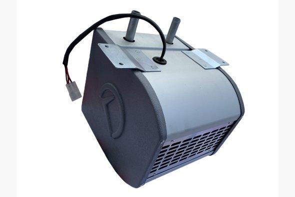 Дополнительная печка (с 1 турбиной)