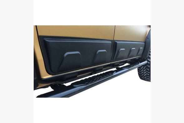 Молдинг на двери (4 шт, ABS)
