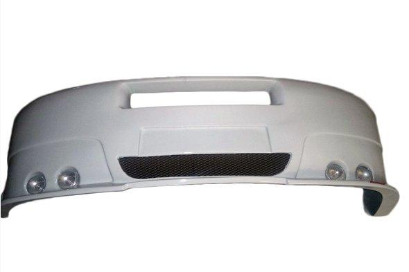 Накладка на передний бампер (под покраску)