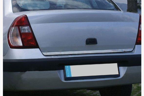 Кромка багажника (Sedan, нерж.)