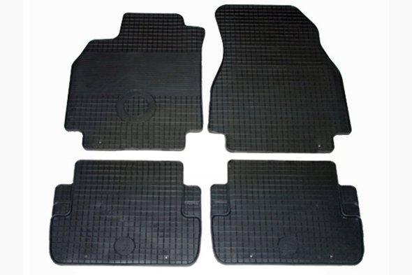 Оригинальные резиновые коврики (4 шт, Doma)