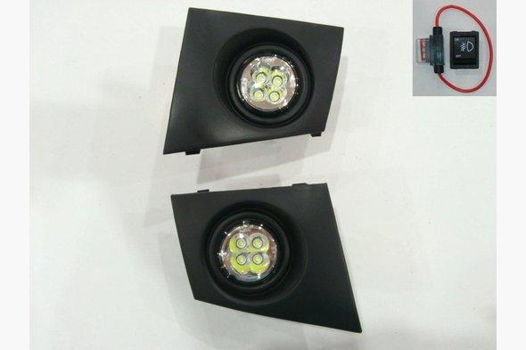 (модель 2006↗) Противотуманки (LED-диоды)